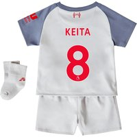 Liverpool Third Baby Kit 2018-19 with Keita  8 printing