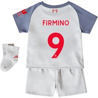 Liverpool Third Baby Kit 2018-19 with Firmino 9 printing