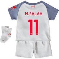 Liverpool Third Baby Kit 2018-19 with M.Salah 11 printing