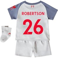 Liverpool Third Baby Kit 2018-19 with Robertson 26 printing