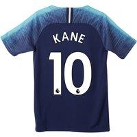 Tottenham Hotspur Away Stadium Shirt 2018-19 - Kids with Kane 10 printing