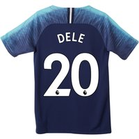 Tottenham Hotspur Away Stadium Shirt 2018-19 - Kids with Dele 20 printing