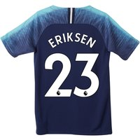 Tottenham Hotspur Away Stadium Shirt 2018-19 - Kids with Eriksen 23 printing
