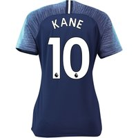 Tottenham Hotspur Away Stadium Shirt 2018-19 - Womens with Kane 10 printing