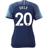 Tottenham Hotspur Away Stadium Shirt 2018-19 - Womens with Dele 20 printing