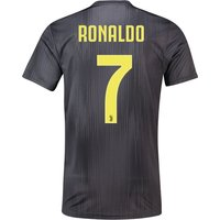 Juventus Third Shirt 2018-19 with Ronaldo 7 printing