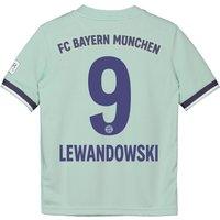 Bayern Munich Away Shirt 2018-19 - Womens with Lewandowski 9 printing