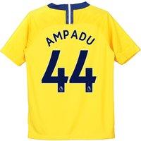 Chelsea Away Stadium Shirt 2018-19 - Kids with Ampadu 44 printing