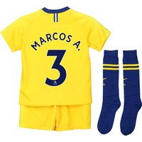 Chelsea Away Stadium Kit 2018-19 - Little Kids with Marcos A. 3 printing