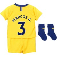 Chelsea Away Stadium Kit 2018-19 - Infants with Marcos A. 3 printing
