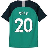 Tottenham Hotspur Third Stadium Shirt 2018-19 - Kids with Dele 20 printing