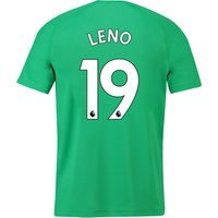 Arsenal Away Goalkeeper Shirt 2018-19 With Leno 19 Printing