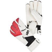 Selsport Absorb 5 Goalkeeper Gloves - White/Red