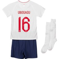 England Home Stadium Kit 2018 - Infants with Ubogagu 16 printing