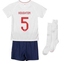 England Home Stadium Kit 2018 - Infants with Houghton 5 printing