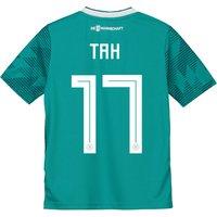 Germany Away Shirt 2018 - Kids with Tah 17 printing