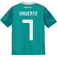 Germany Away Shirt 2018 - Kids with Havertz 23 printing