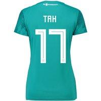 Germany Away Shirt 2018 - Womens with Tah 17 printing
