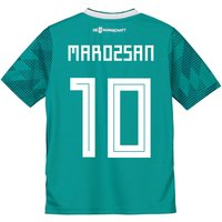 Germany Away Shirt 2018 - Kids with Marozsán 10 printing