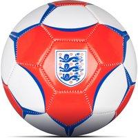 England FA Shield Football Size 1 - Red