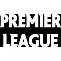 Names&Numbers Official FA Premier League Senscilia 53mm Letter White