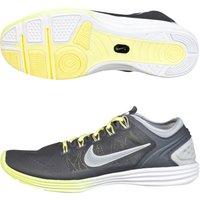 Nike Lunarhyperworkout Xt+ - Grey/Metallic Silver-Electric Yellow - Womens