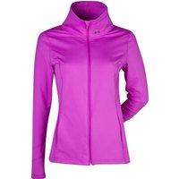 Lifestyle Under Armour Tech Jacket - Purple - Womens Purple