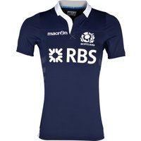Scotland Rugby Home Pro Shirt 2013/15