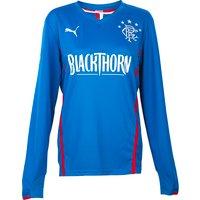 Glasgow Rangers Home Shirt 2013/14 - Long Sleeve