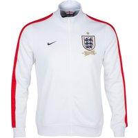 England Authentic N98 Jacket White
