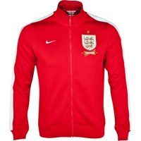England Authentic N98 Jacket Red
