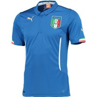Italy Home Shirt 2014/16