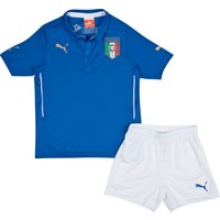 Italy Home Mini Kit 2014/16