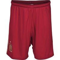 Spain Home Shorts 2014