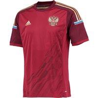 Russia Home Shirt 2014