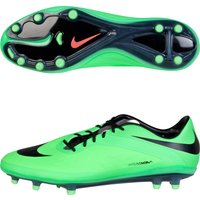 Nike Hypervenom Phatal Firm Ground Football Boots Green