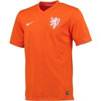 Netherlands Home Shirt 2014/15 Orange