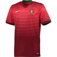 Portugal Home Shirt 2014/15 Red