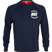Nike AW77 GF LS Crew Black