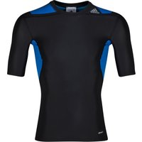 adidas TechFit Power Base Layer Top Black