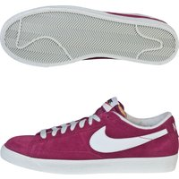 Nike Blazer Low Prm Vintage Suede Red