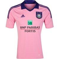 Anderlecht Away Shirt 2014/15