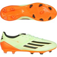 Adidas F10 Trx Firm Ground Football Boots Yellow