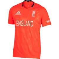 England Twenty20 Shirt Red