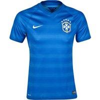Brazil Match Away Shirt - Royal Blue 2014