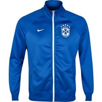 Brazil Core Trainer Jacket