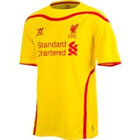 Liverpool Away Shirt 2014/15