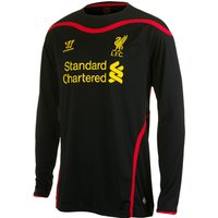 Liverpool Away Goalkeeper 2014/15 Long Sleeve