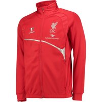 Liverpool Training Walkout Jacket Red