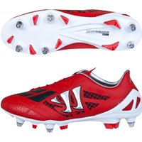 Warrior Gambler II S-Lite Soft Ground Red